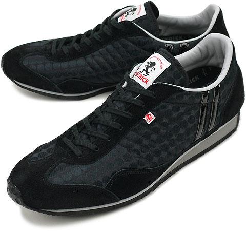 PATRICK パトリック スニーカー メンズ レディース 靴 STADIUM スタジアム D.BLK(23241 FW10SP)日本製 Made in Japan