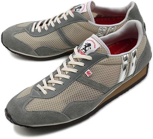 PATRICK パトリック スニーカー メンズ レディース 靴 C-STADIUM クールスタジアム SAND(27233 SS11SP)日本製 Made in Japan