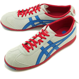 Onitsuka Tiger Onitsuka tiger sneakers RIO RUNNER Rio runner software gray / mid blue (TH327Y-1042 SS14)
