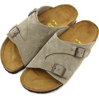 BIRKENSTOCK Birkenstock Womens mens ZURICH Sandals Zurich taupe Dancewear for men ladies men's ladies (050461 / 050463-CLASSIC) fs3gm