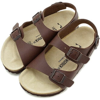 BIRKENSTOCK-Birkenstock ROMA Sandals Roman Brown ( 033703-KIDS )