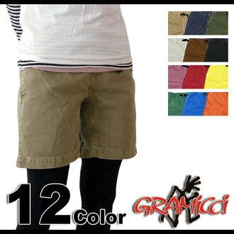 GRAMICCI WOMEN's SHORT Shorts Pants women's (1100-56 J)