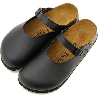 Betula Betula BY BIRKENSTOCK Ijssel Sandals isel ( ビルコフロー ) ( BL012763 ) black / Birkenstock Womens