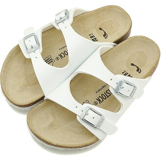 BIRKENSTOCK Birkenstock NEVADA NV white ( 049733-KIDS ) fs3gm