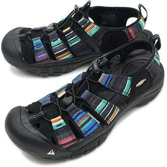 KEEN keen Newport H2 MNS Sport Sandals Newport H2 men Raya Black ( 1001942 )
