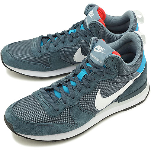 nike internationalist men blue