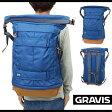 GRAVIS グラビス バッグ METRO 2 XL メトロ2 XL (バックパック リュック デイパック) TRUE-BLUE (14361101-437 SS15)【bp】