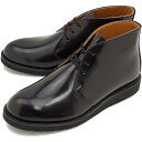 【即納】DANNER ダナー チャッカブーツ POSTMAN BOOTS ポストマン ブーツ BLACK 靴 (D-4302/D-214302)【br】【コンビニ受取対応商品】