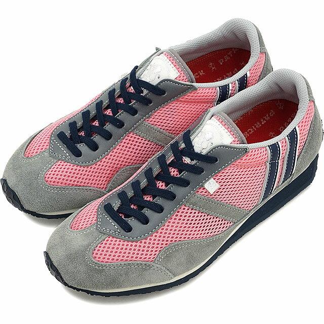 PATRICK パトリック スニーカー メンズ レディース 靴 C-STADIUM クールスタジアム PINK (27277 SS15)日本製 Made in Japan