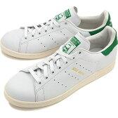 【即納】アディダス オリジナルス スタンスミス adidas Originals STAN SMITH メンズ レディース ランニングホワイト/ランニングホワイト/グリーン S75074 SS16
