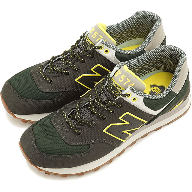 new balance ml574 green
