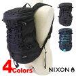 【即納】【国内正規品】ニクソン リュック ドラム バックパック NIXON Drum Backpack (NC2557 SS16)【コンビニ受取対応商品】
