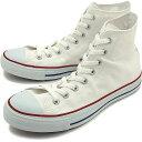 コンバース キャンバス オールスター ハイカット CONVERSE CANVAS ALL STAR HI オプティカルホワイト 靴