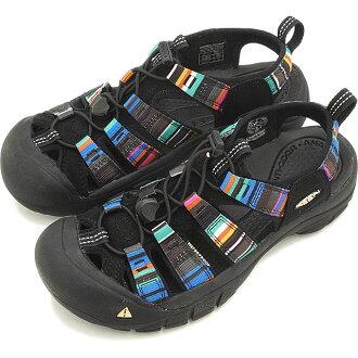 KEEN keen Newport H2 WMNS sports Sandals Newport H2 women's Raya BlacK ( 1003480-RYBK ) fs3gm