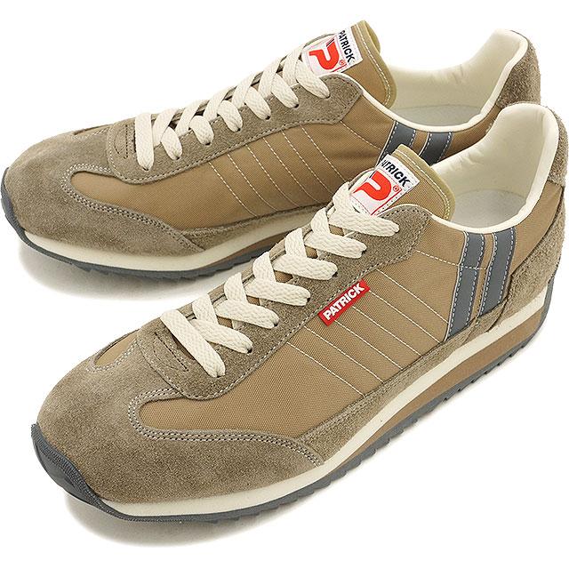 【即納】【返品送料無料】パトリック スニーカー メンズ レディース 靴 マラソン PATRICK MARATHON CREAL (94813 SS16)