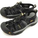 【即納】キーン ニューポート H2 ブラック サンダル 靴 KEEN Newport H2 (1001907)【ar】【コンビニ受取対応商品】