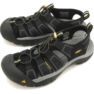 KEEN Casual Sandals Newport H2 sandals Black (1001907)
