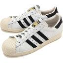 アディダス スーパースター 80s ホワイト/ブラック/チョーク2 adidas Originals SUPERSTAR 80s メンズ レディース 靴 (G61070)[e]