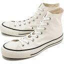 【5/30限定!楽天カードで19倍】【国産モデル】コンバース キャンバス オールスター J ハイカット CONVERSE CANVAS ALL STAR J HI ホワイト 靴 [32067960]【e】