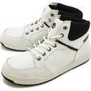 【即納】Timberland ティンバーランド メンズ スニーカー Raystown Sneaker Boot レイズタウン スニーカーブーツ White Full Grain/Black (A19FO SS17)【コンビニ受取対応商品】