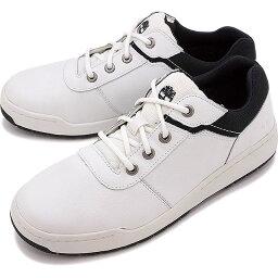 【即納】Timberland ティンバーランド メンズ スニーカー Raystown Sneaker Oxford レイズタウン スニーカーオックスフォード White Full Grain/Black (A1BAC SS17)【コンビニ受取対応商品】