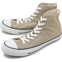 CONVERSE <strong>コンバース</strong> スニーカー 靴 メンズ・レディース ALL STAR COLORS HI オールスター カラーズ <strong>ハイカット</strong> <strong>ベージュ</strong> [32664389 1CL128C]