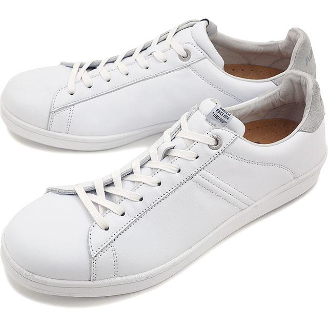 【即納】Admiral アドミラル スニーカー 靴 メンズ レディース PARKLAND パークランド White/Smooth (SJAD1518-0177 FW15)【e】【コンビニ受取対応商品】