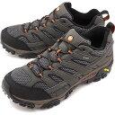 MERRELL メレル メンズ スニーカー 靴 MEN MOAB2 GORE-TEX WIDE WIDTH モアブ2 ゴアテックス ワイドワイズ BELUGA [06039W SS18]