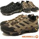返品・サイズ交換可 メレル モアブ2 ゴアテックス メンズ MERRELL MOAB 2 GORE-TEX MNS トレッキングシューズ スニーカー 靴 06035 06037