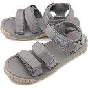 SHAKA シャカ サンダル 靴 メンズ・レディース NEO BUNGY ネオ バンジー GREY [SK433104 SS19]
