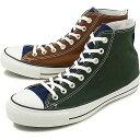 【即納】【GORE-TEX】CONVERSE コンバース スニーカー 靴 ALL STAR 100 WR GORE-TEX CC HI オールスター 100 WR ゴアテックス CC ハイカット メンズ マルチ (32069940 SU18)【コンビニ受取対応商品】