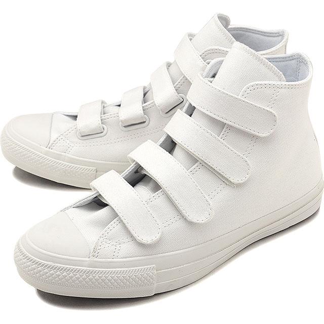 【即納】CONVERSE コンバース オールスター 100 V-4 ハイカット スニーカー 靴 ALL STAR 100 V4 HI ホワイト (32961930 FW18)【コンビニ受取対応商品】