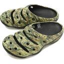 【先着でオリジナルグッズプレゼント!】キーン ヨギ アーツ KEEN Yogui Arts MNS Camo Green クロックサンダル 靴 メンズ [1002034]