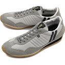 【8/5限定!楽天カードで最大16倍】【返品送料無料】【限定復刻モデル】パトリック PATRICK スタジアム STADIUM メンズ・レディース スニーカー 日本製 靴 グレー S.PDNG [23303]