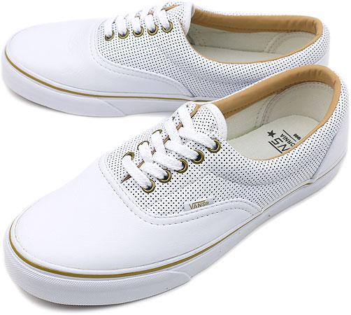 Vans Era White Leather