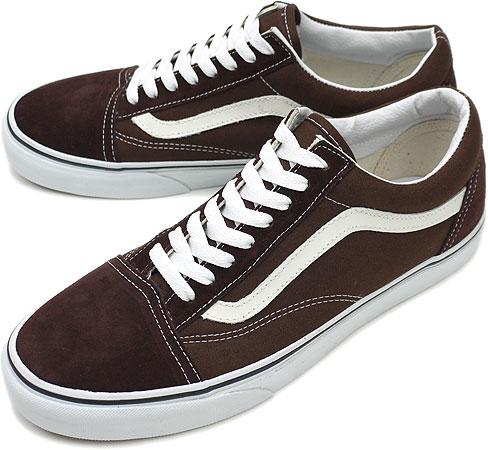vans classic brown