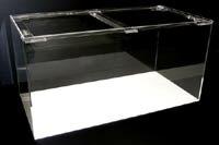 120×45×60(H) アクリル水槽 白底(10t)
