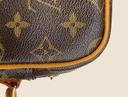 バッグ 修理 角の擦れ補修(パイピング補修) 鞄 かばん 修理 カバン リペア お直し 壊れた 革 皮革 ブランド 修繕 クリーニング