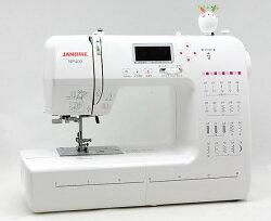 【新商品】ジャノメコンピュータミシン「NP400」【送料無料】【5年保証】【楽ギフ_のし宛書】【みしん】【misin】
