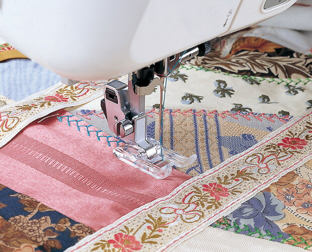 ブラザーミシン家庭用ミシン専用実用縫い押さえ『透...の商品画像