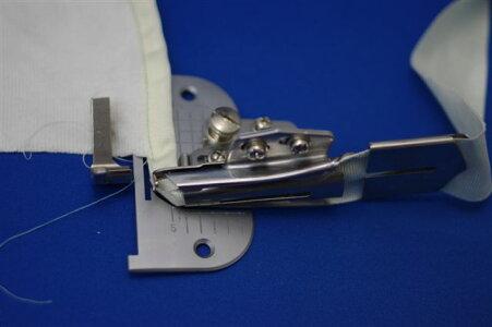 ブラザーヌーベル専用針板付き4つ巻きバインダーSSM-250/450