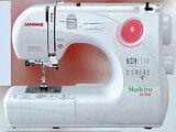 ジャノメコンパクトミシン縫い切るN366型: