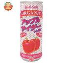 光食品 オーガニック アップルサイダー+レモン 250ml缶×30本入