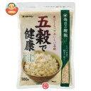 【送料無料】【2ケースセット】キッコーマン 五穀で健康 500g×12袋入×(2ケース) ※北海道・沖縄は別途送料が必要。