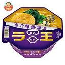 日清食品 日清 ラ王 魚介豚骨醤油 120g×12個入