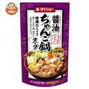 ダイショー ちゃんこ鍋スープ 醤油味 750g×10袋入
