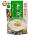 丸善食品工業 テーブルランド スープにこだわった 海鮮風粥 220gパウチ×20(10×2)袋入