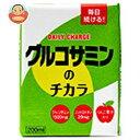 日本ルナ グルコサミンのチカラ 200ml紙パック×16本入