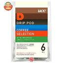 UCC DRIP POD(ドリップポッド) コーヒーセレクション 6P×12(6×2)袋入