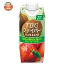 森永乳業 TBC ファイバー アップル&キウイ(プリズマ容器...